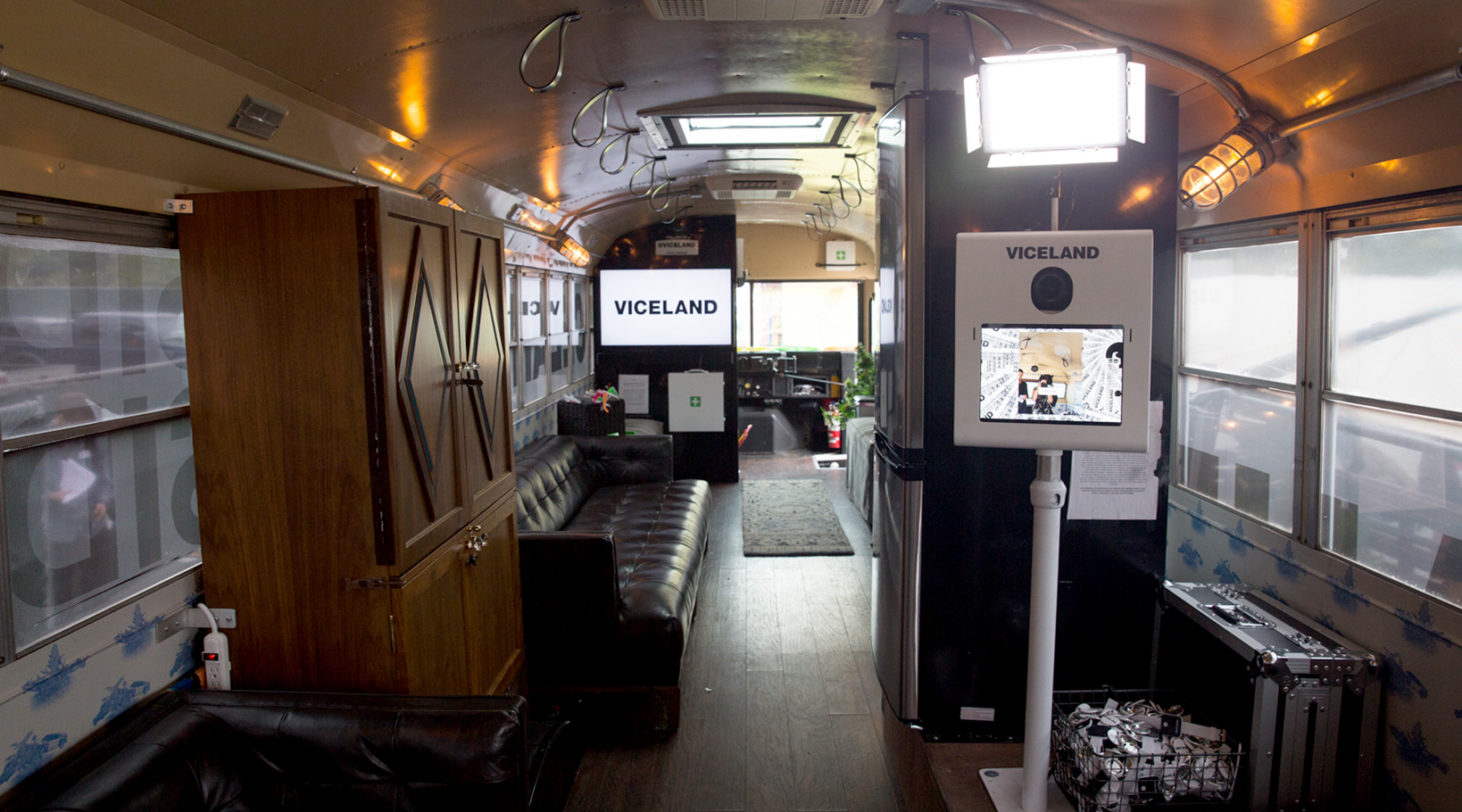 VICELAND Bus Interior 2