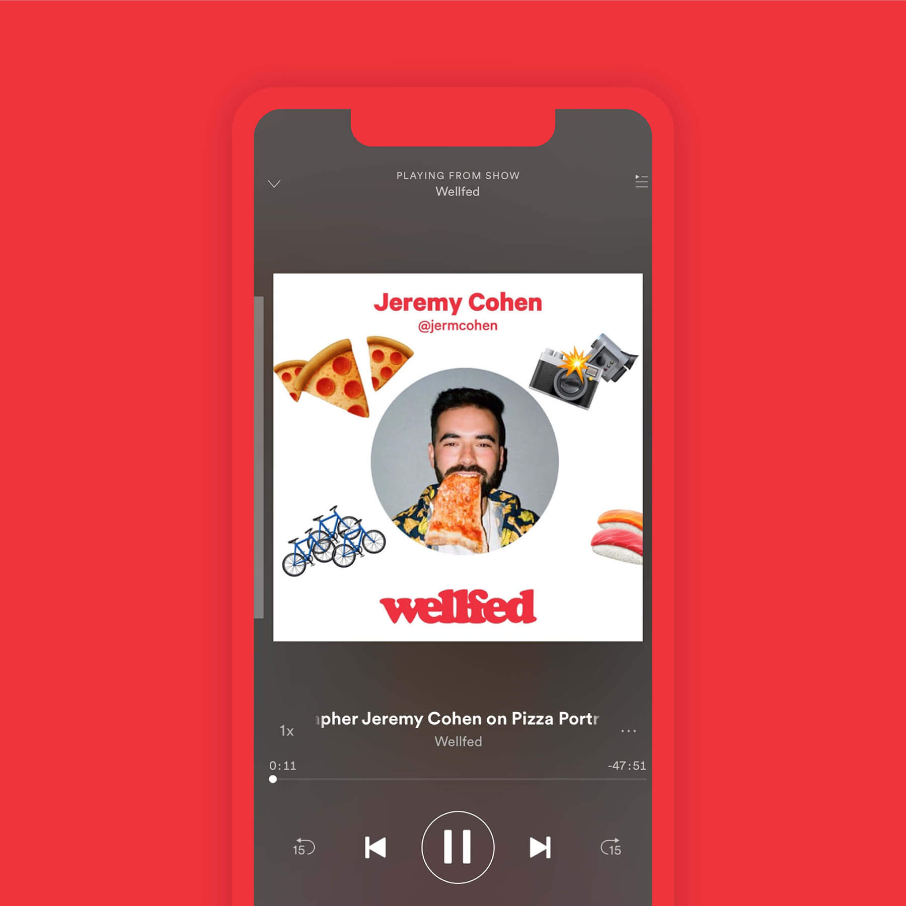 Wellfed Brand Design Podcast Cover 1