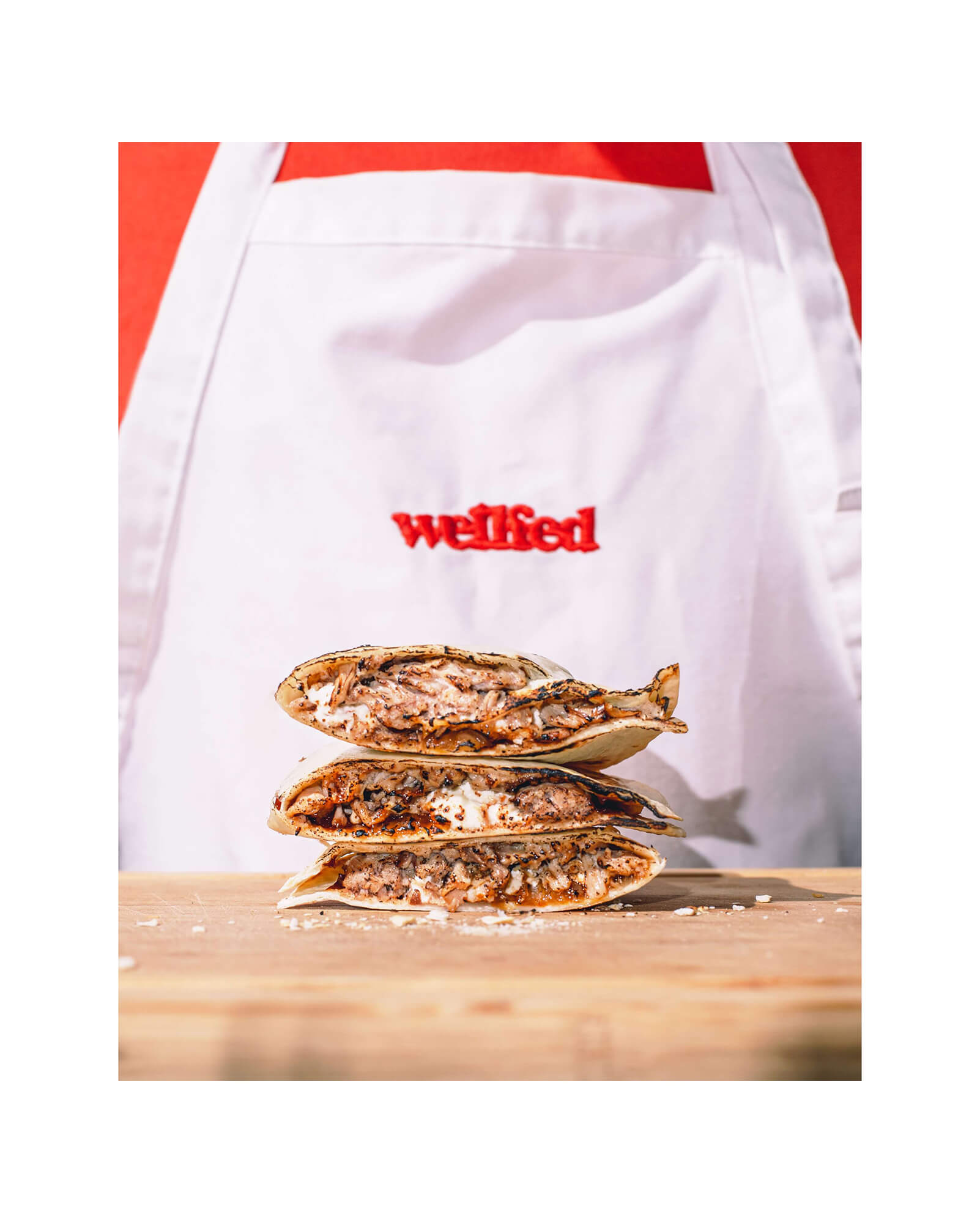 Wellfed Brand Design Art Direction