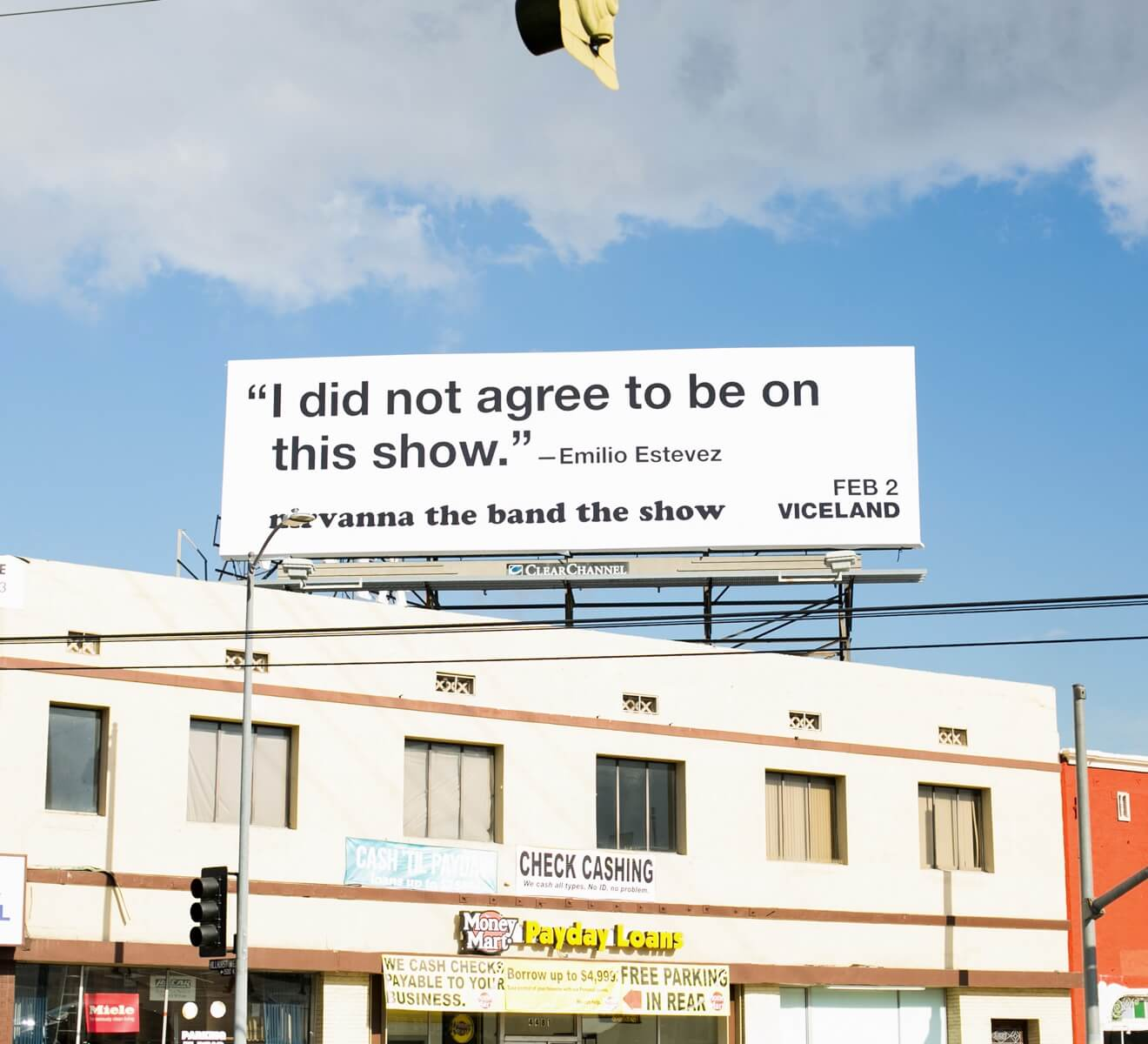 Viceland Show Marketing Billboard 2