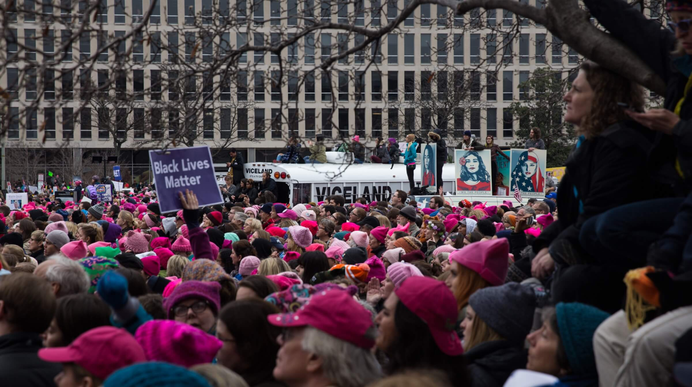 Viceland Womens March