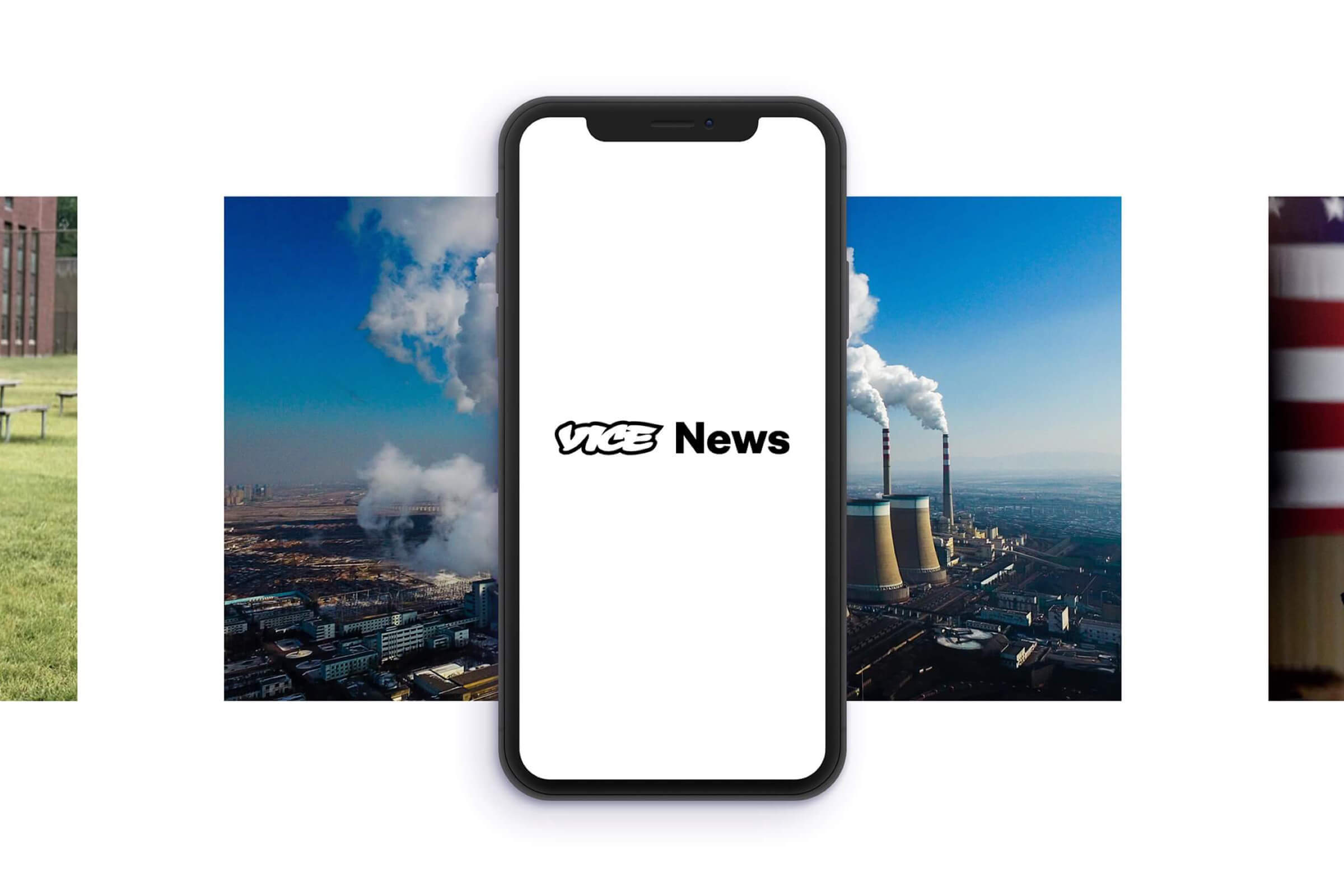 Vice News iOS & Android App