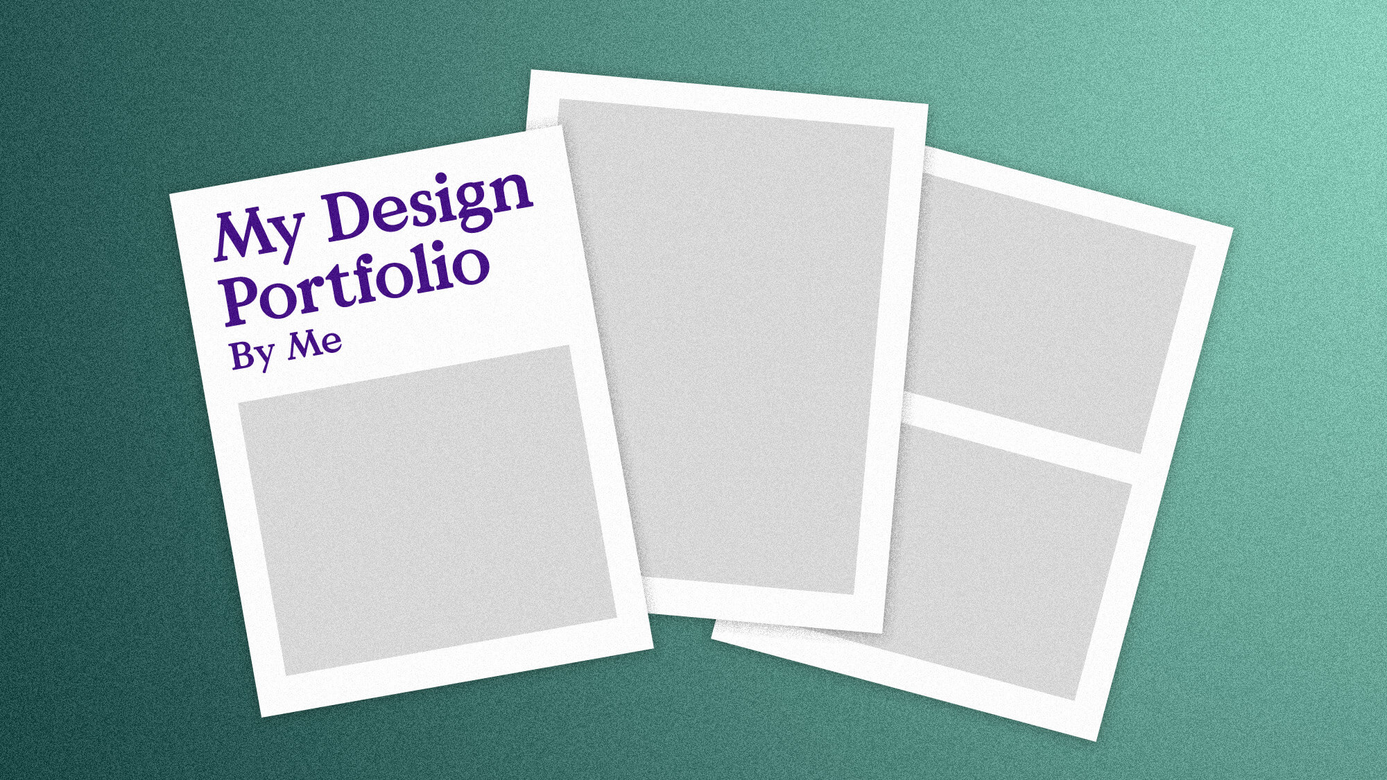 How to Land a Creative Job After Graduating Tip #1: Your Interview Portfolio is Key