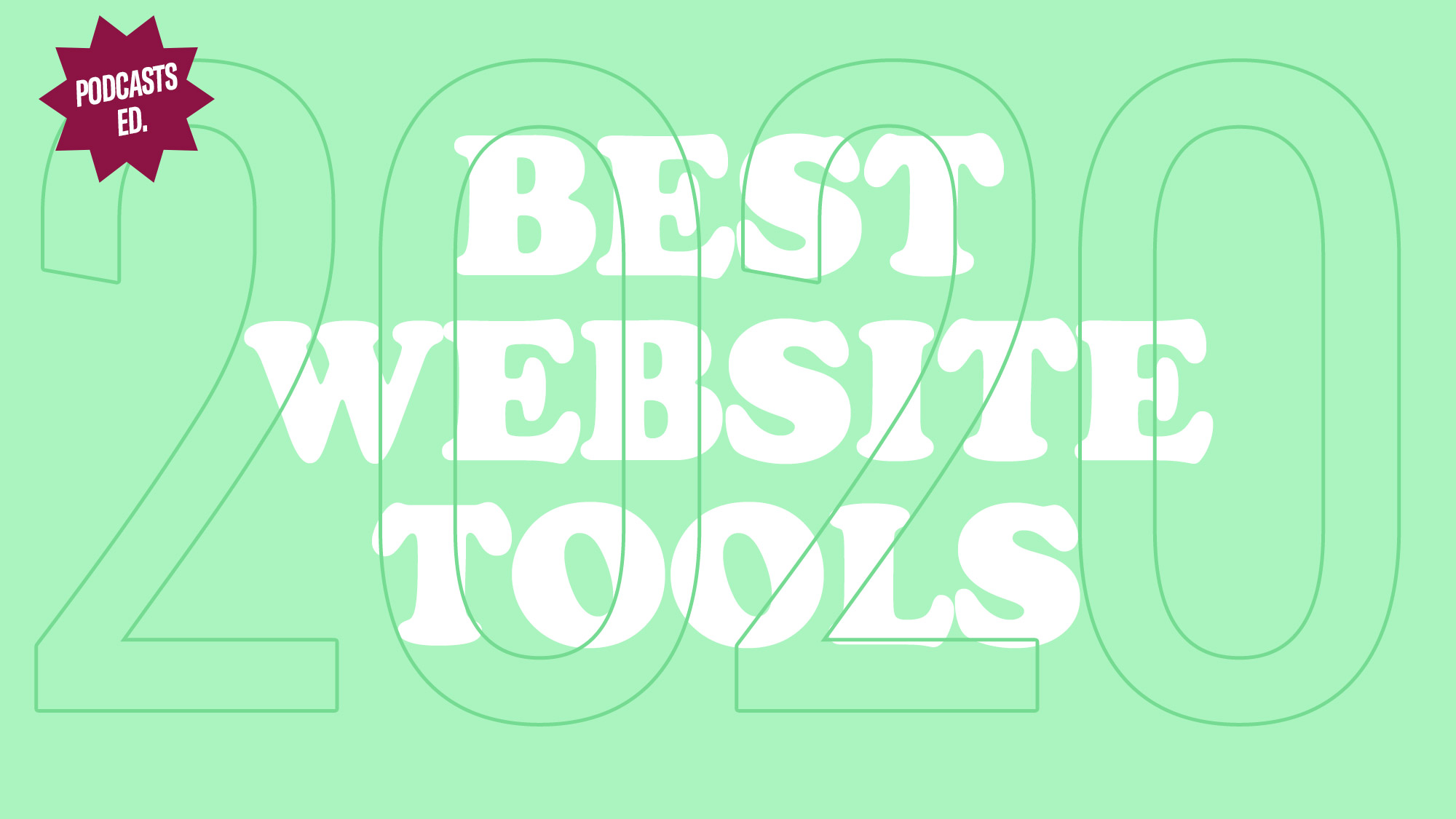 Best Podcast Website Tools in 2020